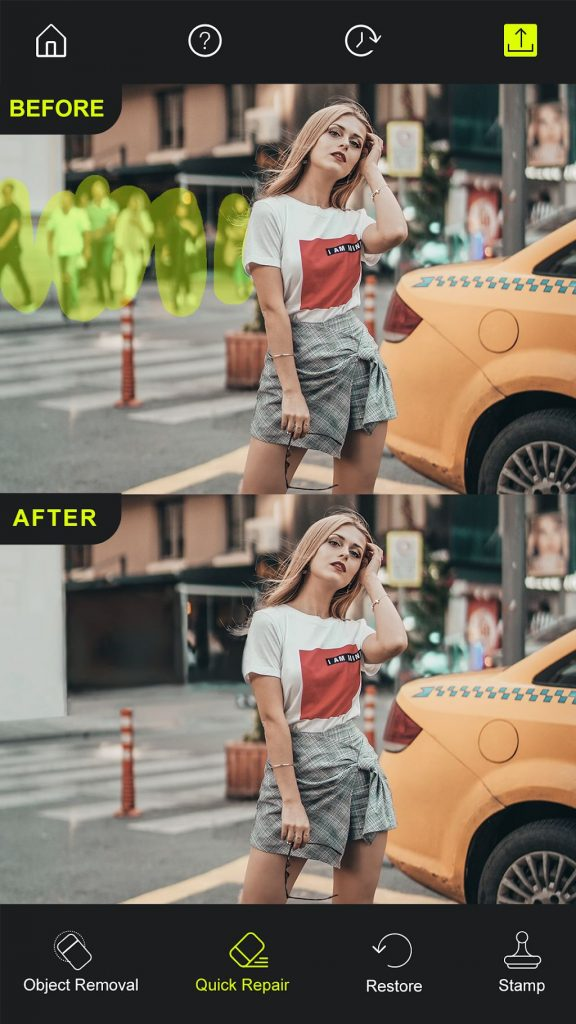 Photo Retouch – AI Remove Objects, Touch & Retouch 1.9.1 APK Free Download 2