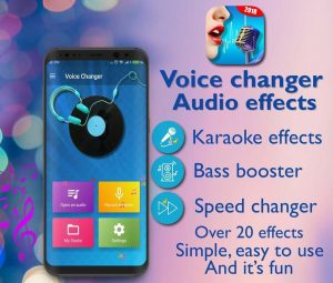 Voice Changer – Audio Effects 1.7.1 APK Free Download 2
