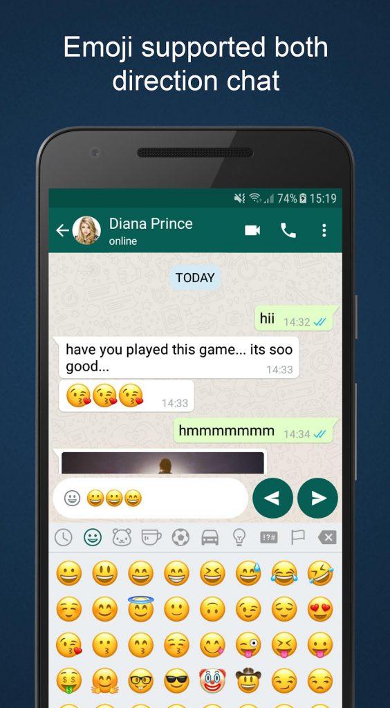 WhatsMock Pro (Ad-Free) – Prank chat v1.9.1 APK Free Download 3