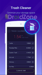 DU Speed Booster 2.3.0.0 APK Free Download 2