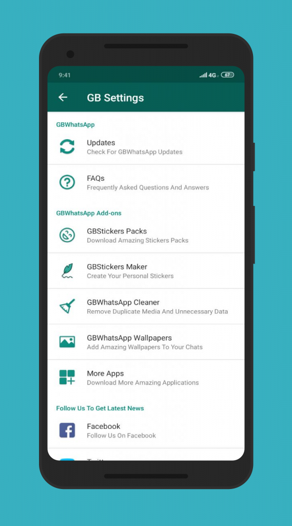 GBWhatsApp 11.00 APK Free Download 5