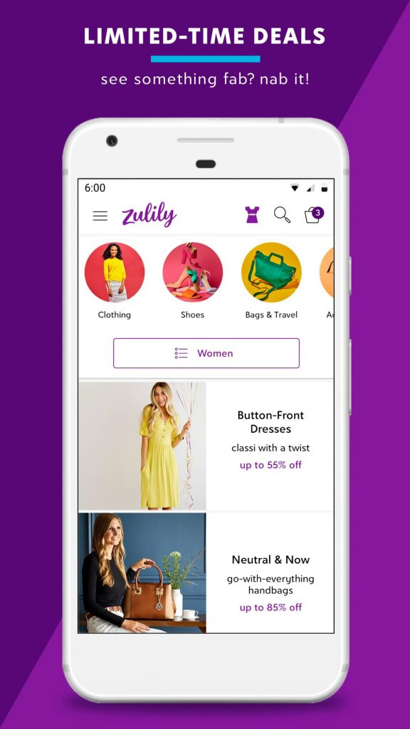 Zulily v5.42.0 APK Free Download 3