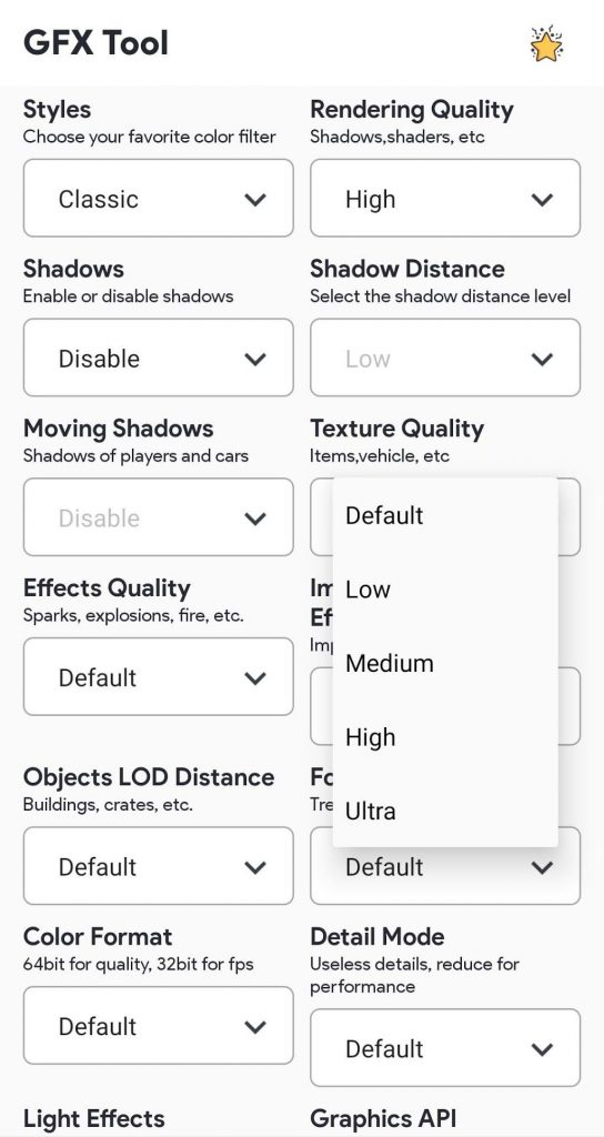 GFX tools pro for Game Booster 1.0.22 APK Free Download 1