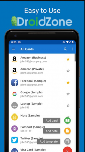 Password Manager SafeInCloud Pro v21.0.4 APK Free Download 1