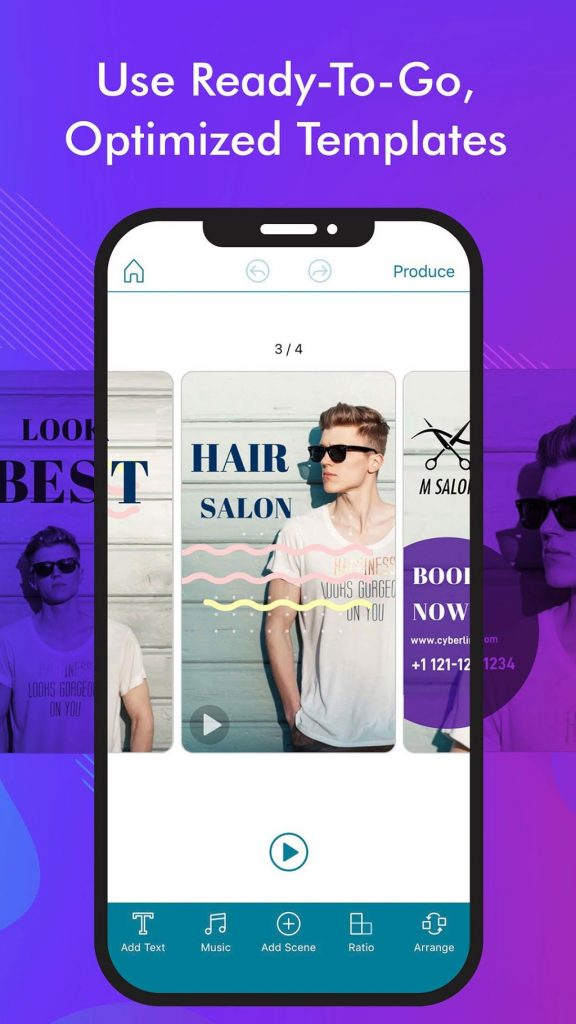 AdDirector: Video Maker for Business 1.5.1 APK Free Download 1