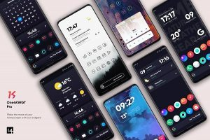One4KWGT Pro – widgets for KWGT 3.1 APK Free Download 2