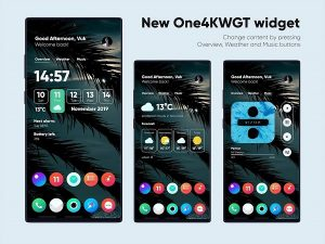 One4KWGT Pro – widgets for KWGT 3.1 APK Free Download 1