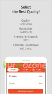 Mobizen Screen Recorder 3.9.0.21 APK Free Download 2