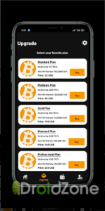 Bitcoin Mining – Fast Bitcoin Cloud Mining 2021 v1.1 APK Free Download 2