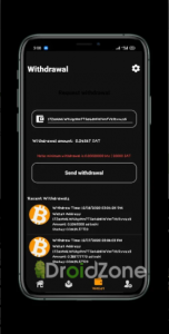 Bitcoin Mining – Fast Bitcoin Cloud Mining 2021 v1.1 APK Free Download 1