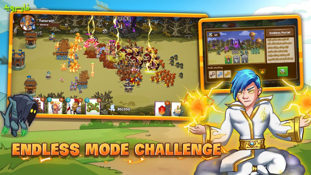 Clash of Legions – Kingdom Rise 1.245 APK Free Download 1