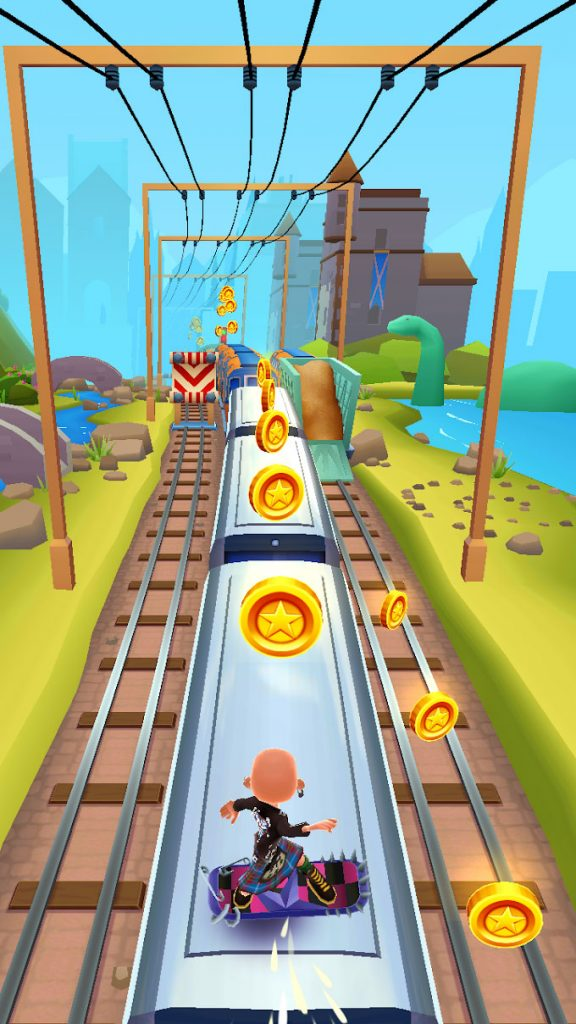 Subway Surfers 2.16.2 APK Free Download 3