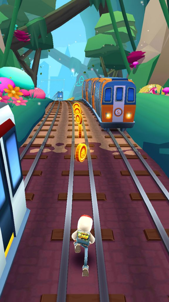 Subway Surfers 2.16.2 APK Free Download 2