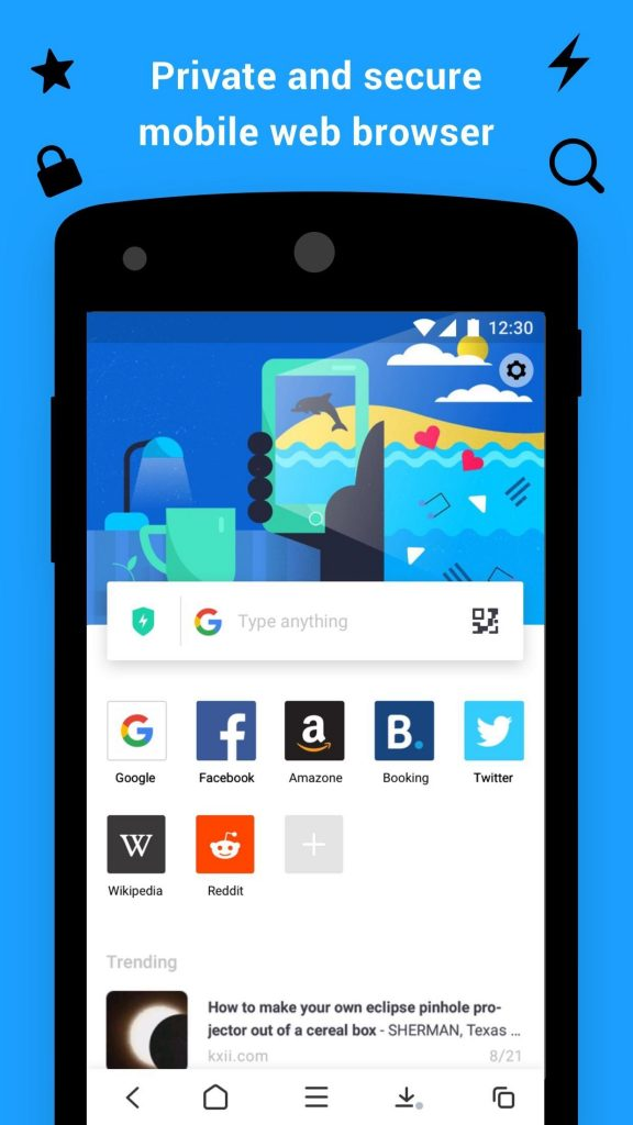 Aloha Browser – private fast browser with free VPN v3.4.1 Pro APK Free Download 4