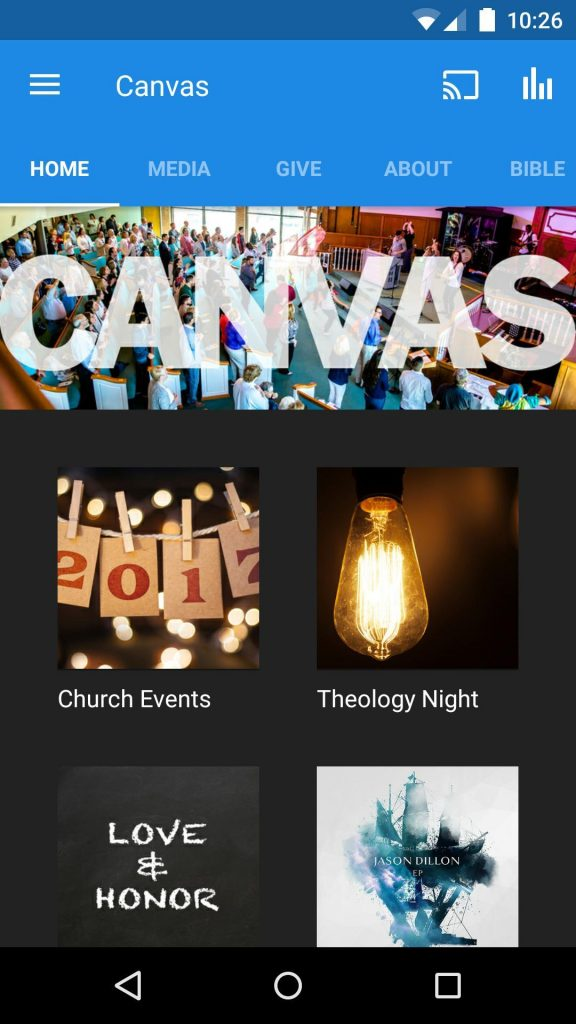 Canvas Church Birmingham 5.13.0 APK Free Download 3