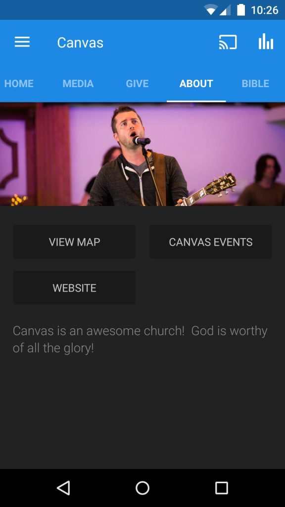 Canvas Church Birmingham 5.13.0 APK Free Download 2