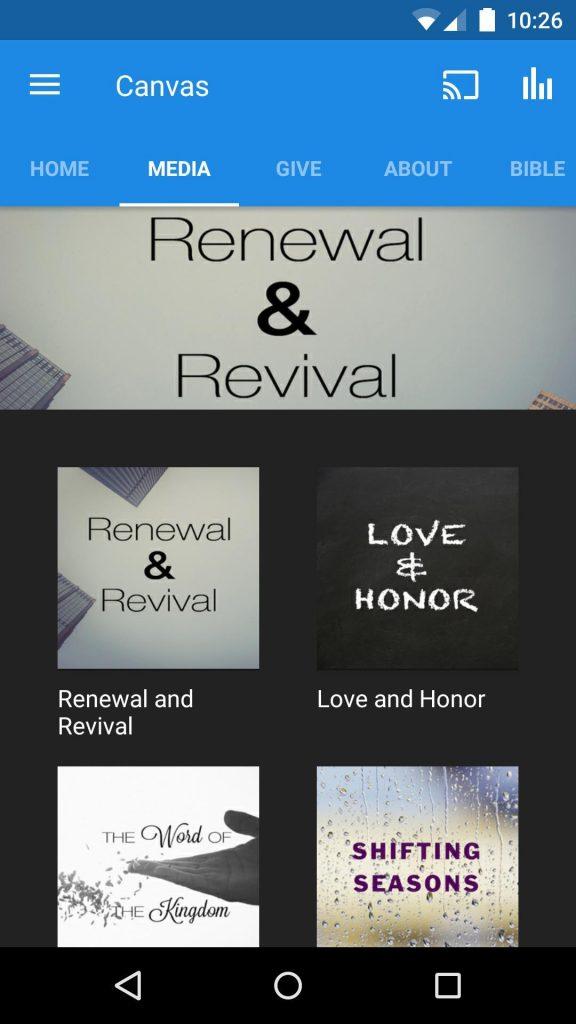 Canvas Church Birmingham 5.13.0 APK Free Download 1
