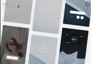 Frost KWGT v5.1 APK Free Download (Paid Latest Version) 3
