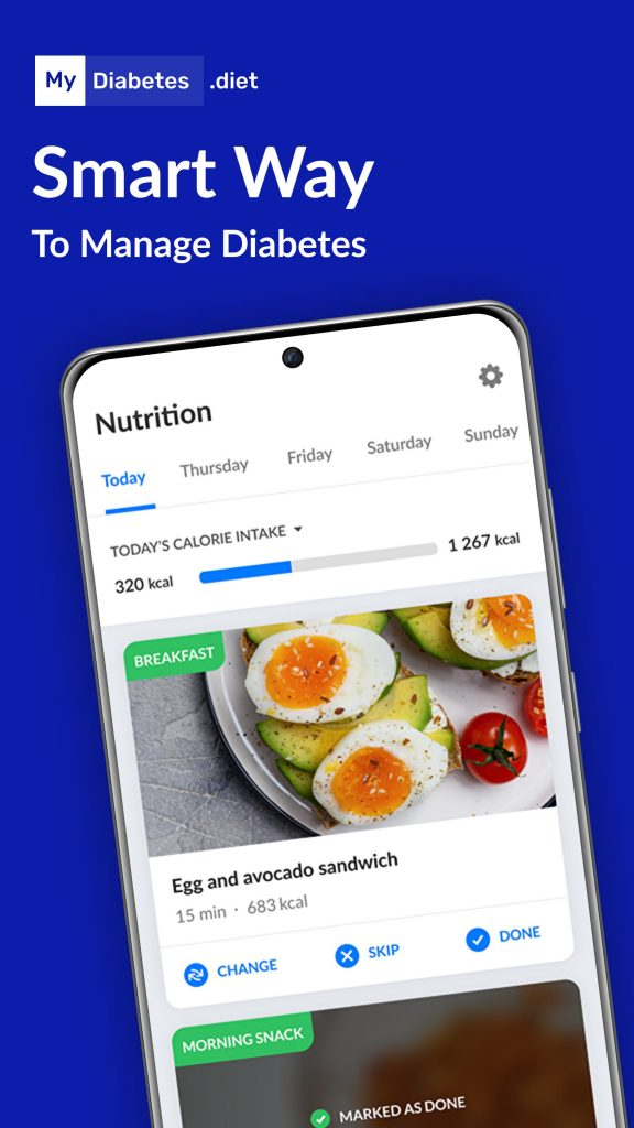 MyDiabetes Diabetic Health Log and Meal Plan 1.7.1 APK Free Download 1