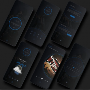 Neumorphic Theme for Klwp Vol 2 v3.2 APK Free Download 2