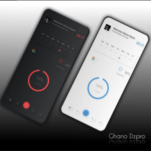 Neumorphic Theme for Klwp Vol 2 v3.2 APK Free Download 1