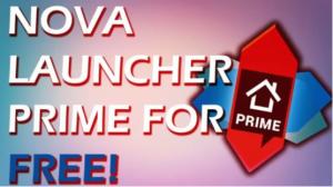 Nova Launcher Prime APK 2020-2021 Free Download 1