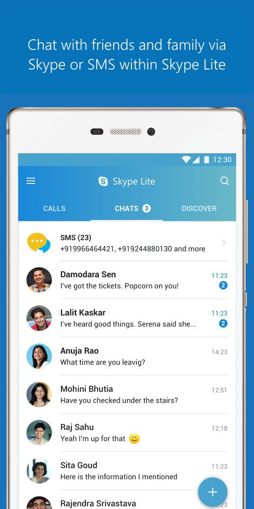 Skype Lite – Free Video Call & Chat v1.88.76.1 APK Free Download 2