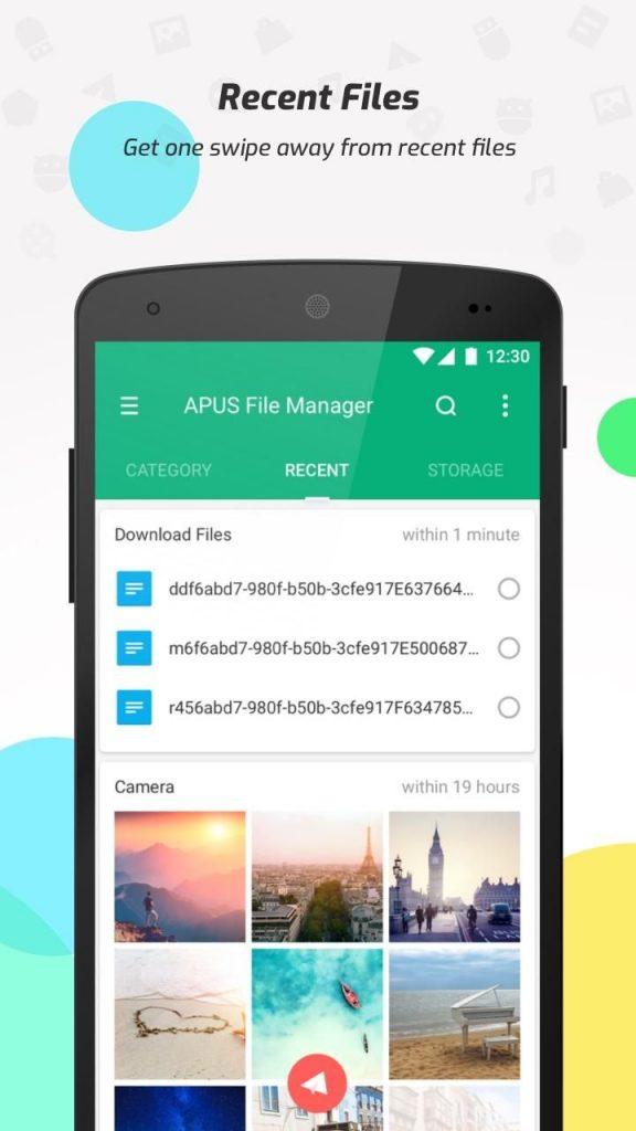 APUS File Manager (Explorer) 2.10.6.100 APK Free Download 5