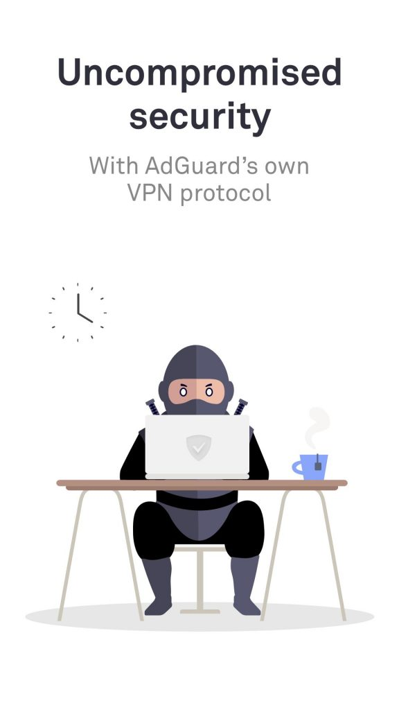 AdGuard VPN — Fast & secure, unlimited protection v1.2.34 APK Free Download 1