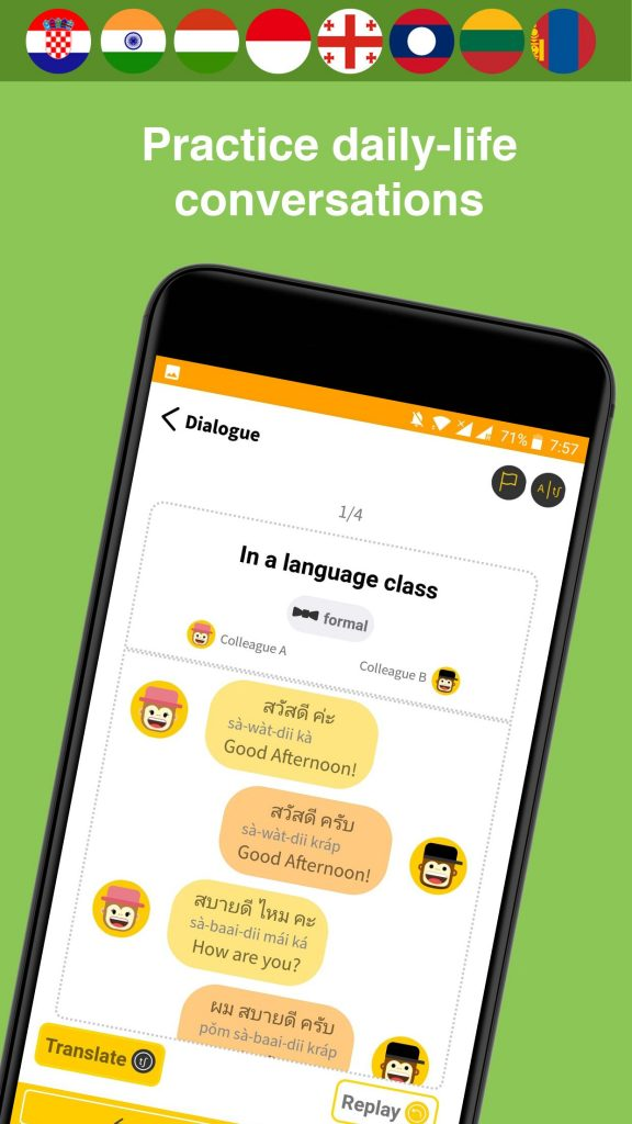Ling App: Learn Languages (60+) 3.4.0 APK Free Download 4