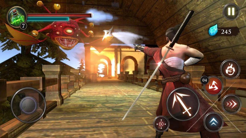 Takashi Ninja Warrior 2.3.21 APK Free Download 1