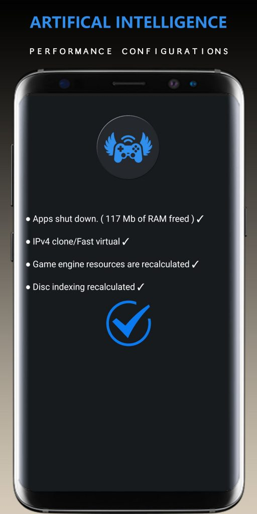 Game Booster Free Power GFX Lag Fix 66 APK Free Download 3