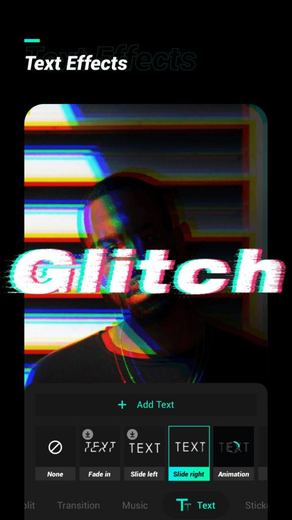 Free Download Glitch Video Effect 1.5.5 for Android 3