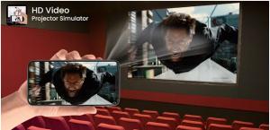 HD Video Projector Simulator 1.0 APK Free Download 2