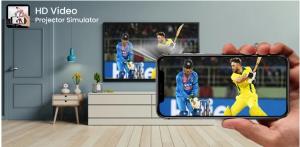 HD Video Projector Simulator 1.0 APK Free Download 1