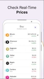 Kraken – Buy Bitcoin & Crypto 1.5.2 APK Free Download 2