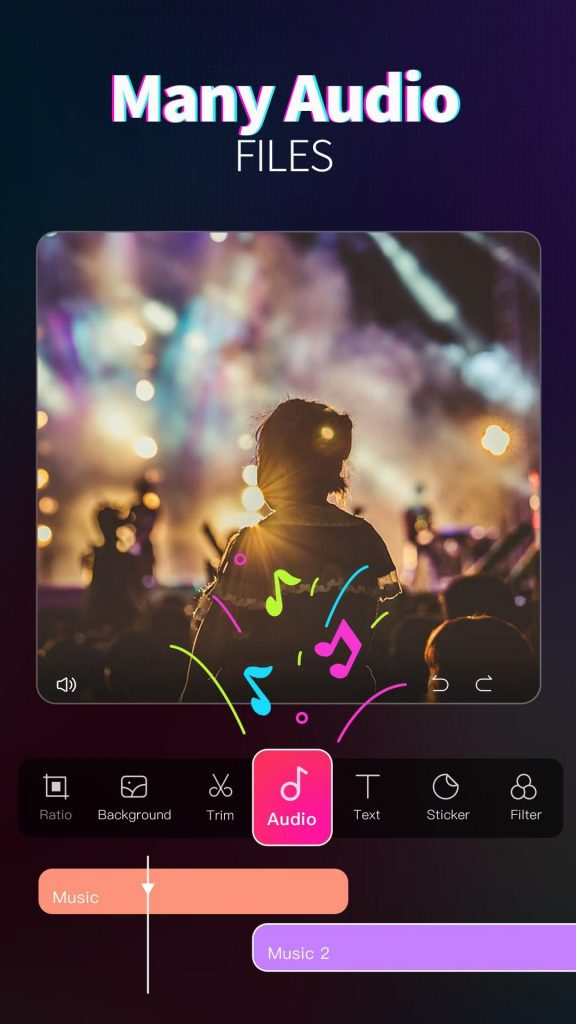 Video Editor PRO Create Videos Within ONE Tap 2.0.5 APK Free Download 3