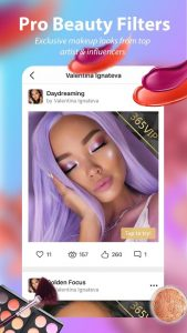 Perfect365 One-Tap Makeover APK Free Download 4