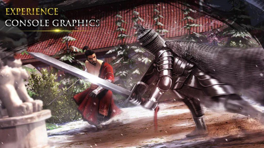 Takashi Ninja Warrior 2.3.21 APK Free Download 3