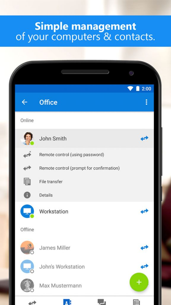 TeamViewer for Remote Control 15.19.96 APK Free Download 3