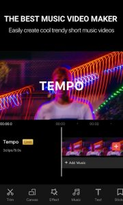 Tempo – Music Video Editor with Effects VIP 2.2.5 APK Free Download 1
