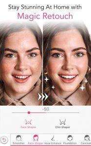 YouCam Makeup 5.83 APK Free Download 1