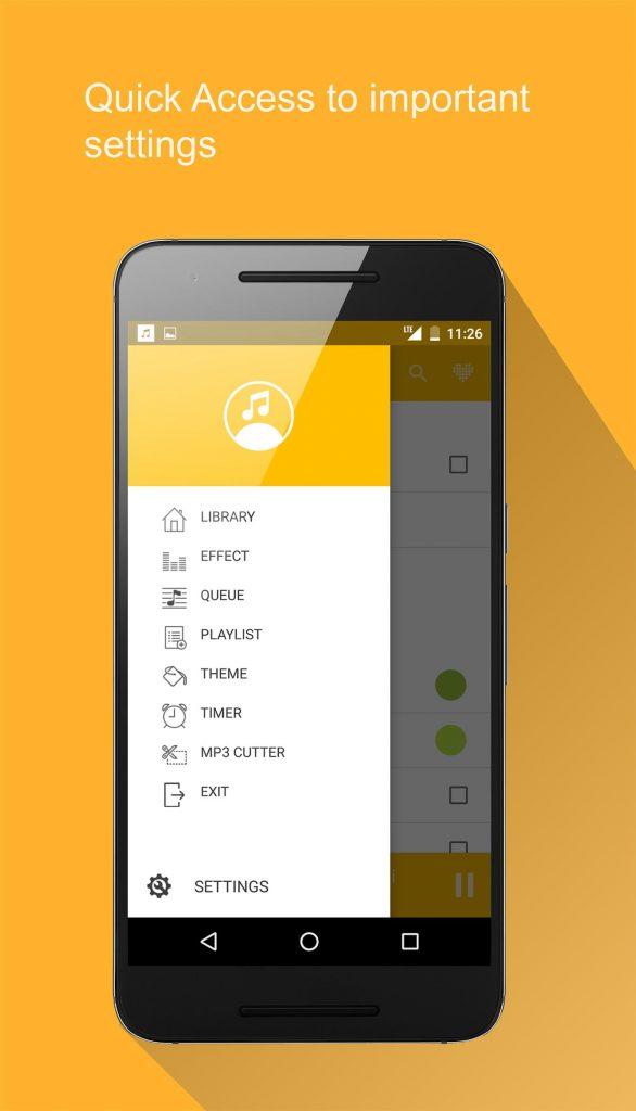Accountlab Mp3 Player 4.3.1 APK Free Download 3