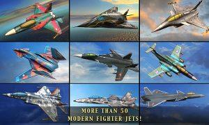 Air Combat OL Team Match 5.4.1 APK Free Download 4