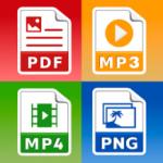All Files Converter PDF, DOC, JPG, GIF, MP3, AVI 41 APK