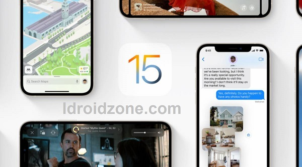 Apple does not require users to migrate to the new iOS 15