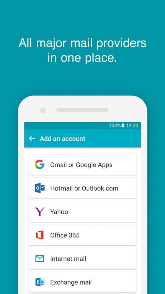 Aqua Mail Email App PRO 1.30.1 APK Free Download 2