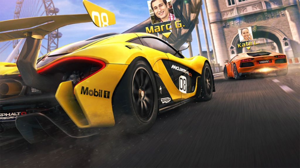Asphalt 8 Racing Game 5.8.0k APK Free Download 3