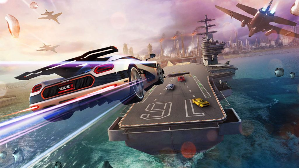 Asphalt 8 Racing Game 5.8.0k APK Free Download 4