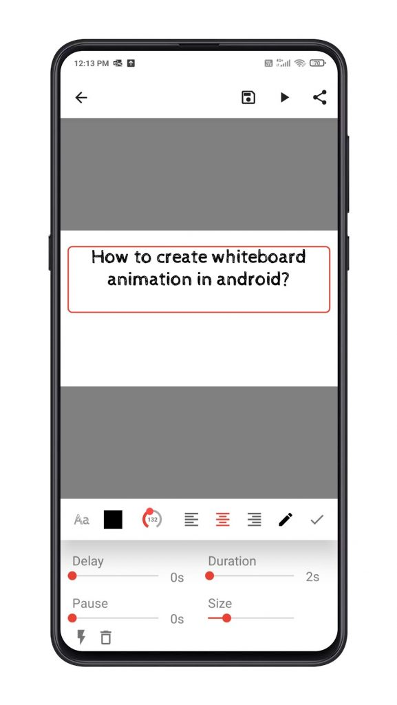 Benime Whiteboard Animation Creator 6 APK Free Download 3